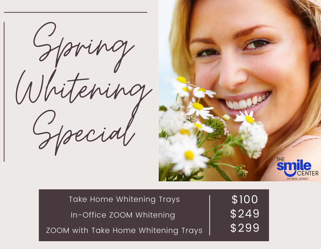 Spring Whitening Special